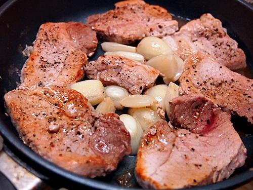 P6116841 諦めていた肉料理をスイスダイヤモンドのフライパン作ったら美味くできたワケ
