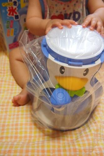 P6143253 夏休み前だしペンギンのカキ氷器を子どもが喜ぶと思ってアマゾンで買っちゃった!