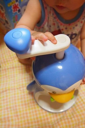 P6143255 夏休み前だしペンギンのカキ氷器を子どもが喜ぶと思ってアマゾンで買っちゃった!