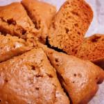 黒糖蒸しパンを作ったら苦くて驚いた(失敗)