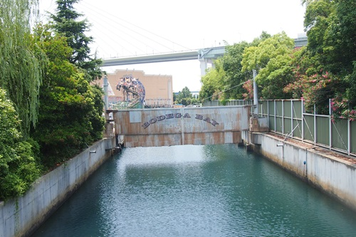 USJの橋