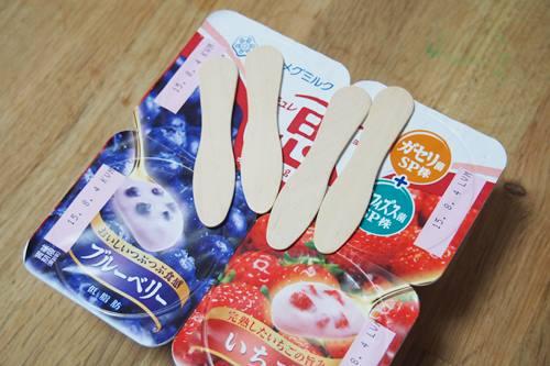 P7216954 使った棒はアイスクリームのスプーン