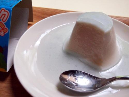 P7227455 クッピーのミルクプリン