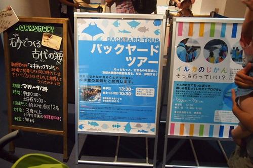 P7280374 はじめての京都水族館