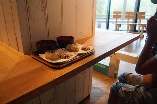 P7280375 京都水族館で食べたもの