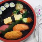 宅配寿司銀のさら、子どもメニュー「お子様にぎり」