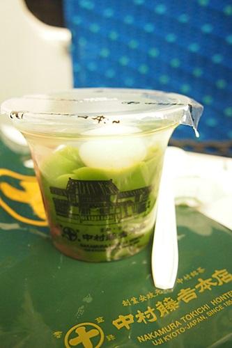 P8070949 中村藤吉本店生茶ゼリィ