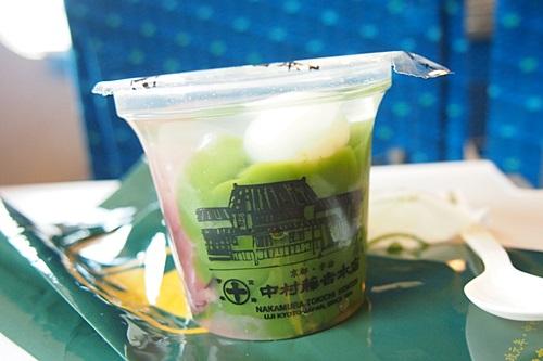P8070954 中村藤吉本店生茶ゼリィ