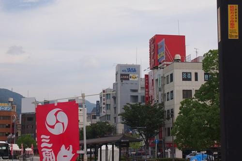 P8070987 [広島]やっさ祭り前の三原駅周辺の散策