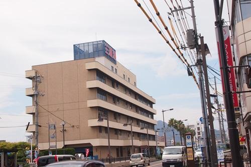 P8070994 [広島]やっさ祭り前の三原駅周辺の散策~タコを求めて~