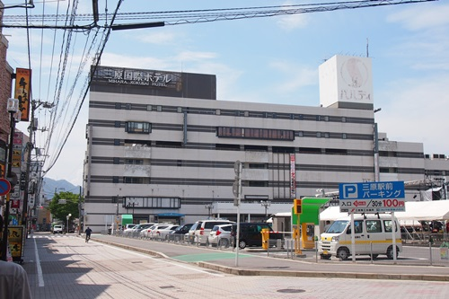 P8071010 [広島]やっさ祭り前の三原駅周辺の散策~タコを求めて~