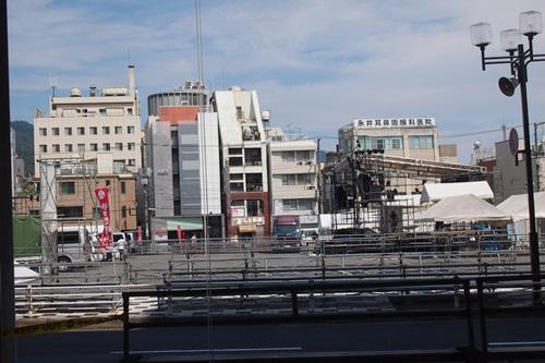 P8071011 [広島]やっさ祭り前の三原駅周辺の散策~タコを求めて~