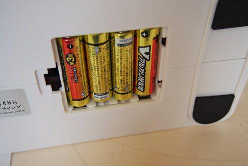 ヌエッタ 電池