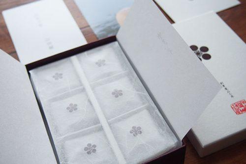 山田屋まんじゅう 化粧箱