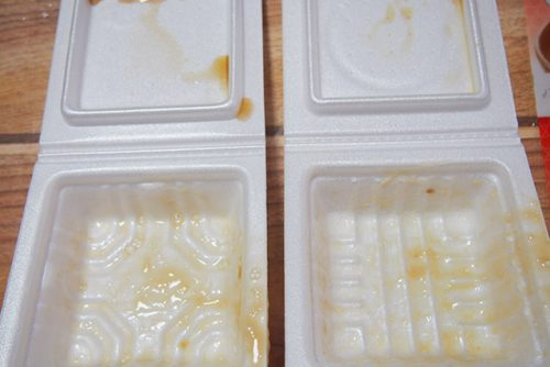 京都生協の「納豆」容器の比較