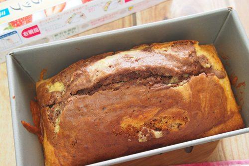 貝印のパウンドケーキの型