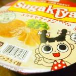 寿がきや食品のインスタント「カップSUGAKIYAラーメン」を買ったヨ