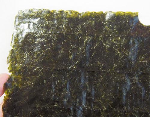 荒木海苔 アップ
