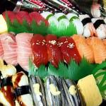 楽天デリバリーで宅配寿司注文、銀のさら『華』