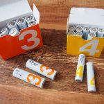 ロハコの電池