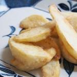 美味しいフライドポテトのレシピつくレポ