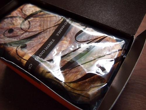 PB049293 京都グランマーブルの京都三色食べたよ