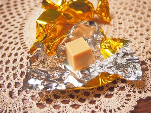 PC211226 高岡食品のきなこチョコレートをスーパーで買った