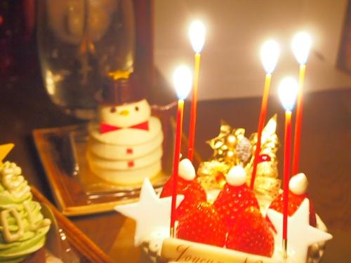 PC241360 2012年クリスマス。サンタさんきた。