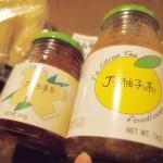 ジャムみたいなタイプの生姜茶