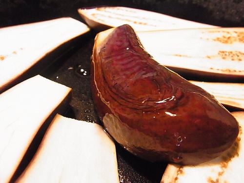 R1156759 LODGE(ロッジ)の鉄製フライパンで焼きなす作ったら美味しくできた
