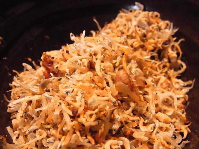 R1157110 給食で食べたあのメニュー「大豆といりこのポリポリ揚げ」を作る