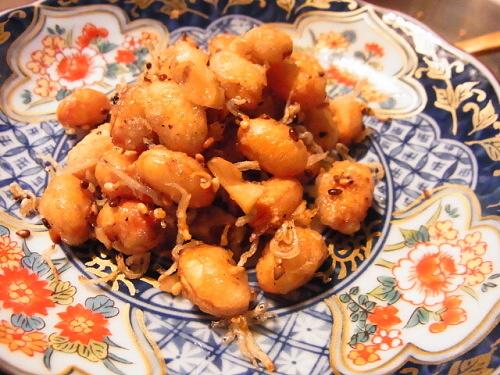 R1157115 給食で食べたあのメニュー「大豆といりこのポリポリ揚げ」を作る