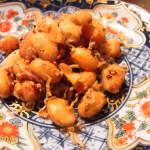 給食で食べたあのメニュー「大豆といりこのポリポリ揚げ」を作る