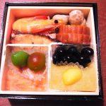 2013年版博多久松おためしおせち