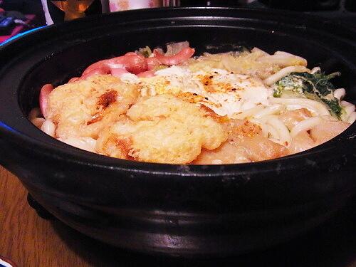 R1157839 青森ネタ!高砂食品の津軽なべ焼うどんでポカポカ
