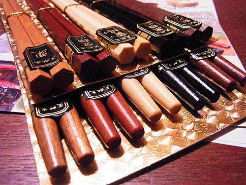 R1158051 漆器かりん本舗のお箸セット