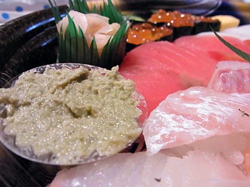 R1159234 ネットで寿司の出前をたのんだら、ちゃんと届いて楽天のポイントがたまった