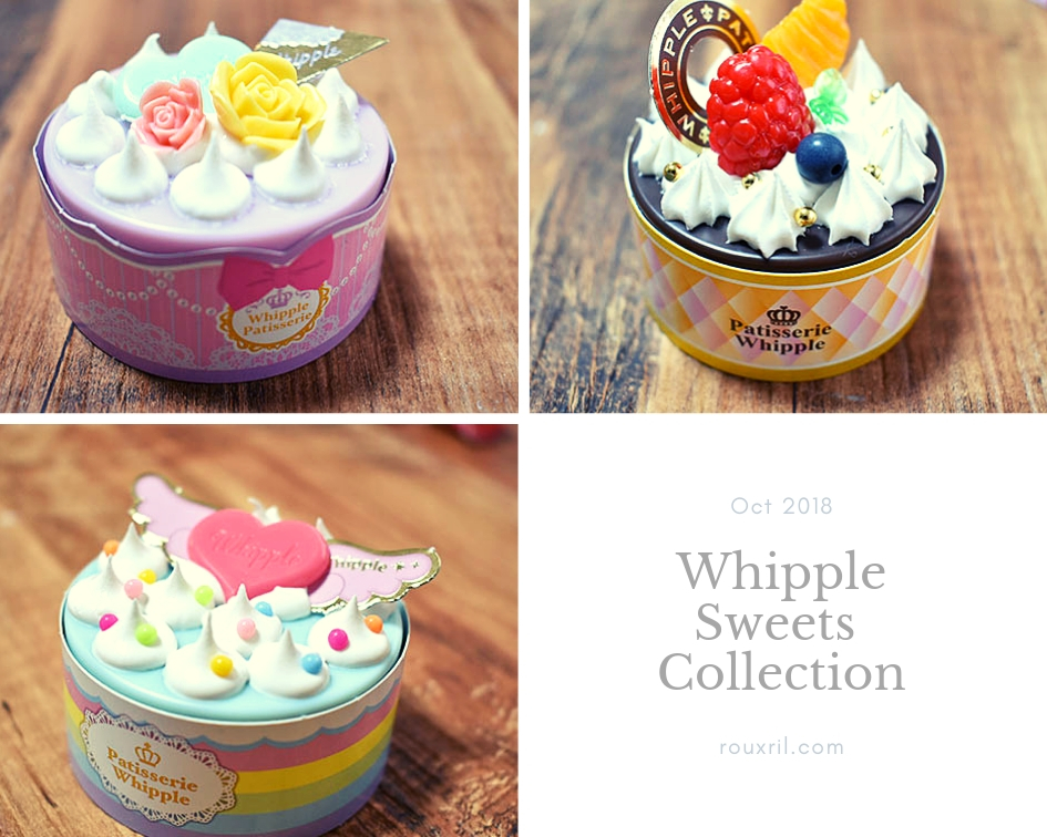 Whipple Sweets Collection