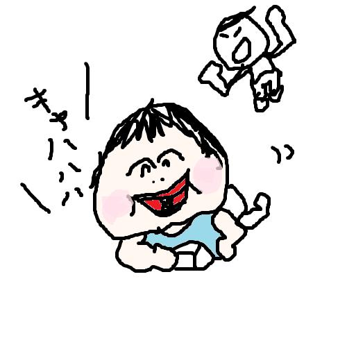 akachan93 1歳児