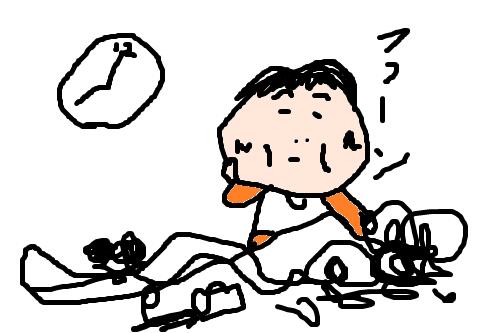 ijyo32 2歳児の寝かしつけに苦戦